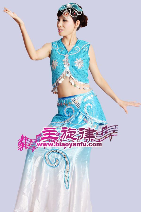 MM-005傣族水蓝色