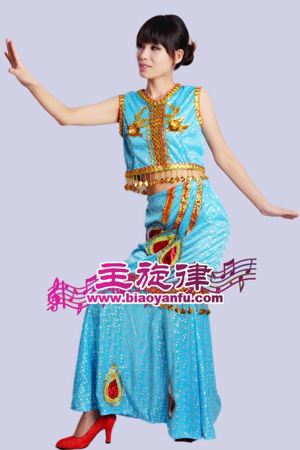 MM-006傣族蓝色