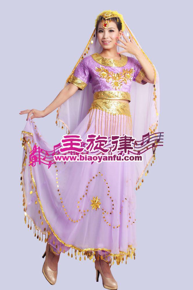 Y-017高档印度浅紫