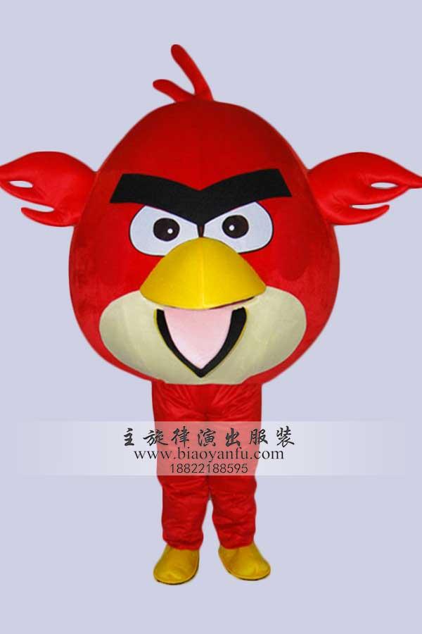 新款愤怒的小鸟( 红)