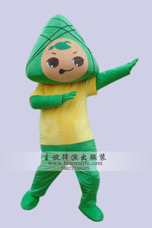 端午节粽子卡通服2