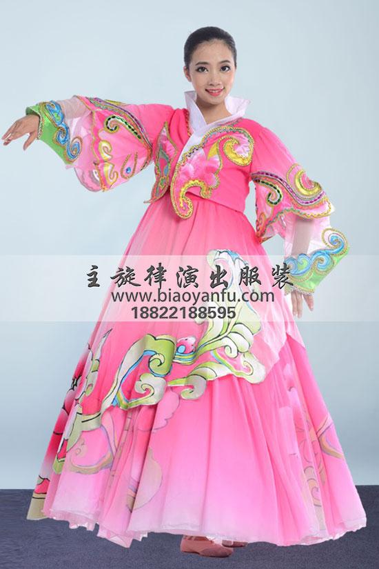 Y-021-高档朝鲜服