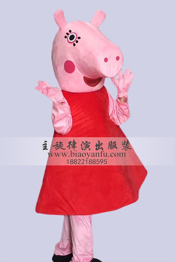 佩奇-粉红小猪