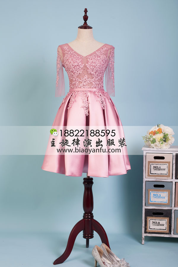 短礼服0183
