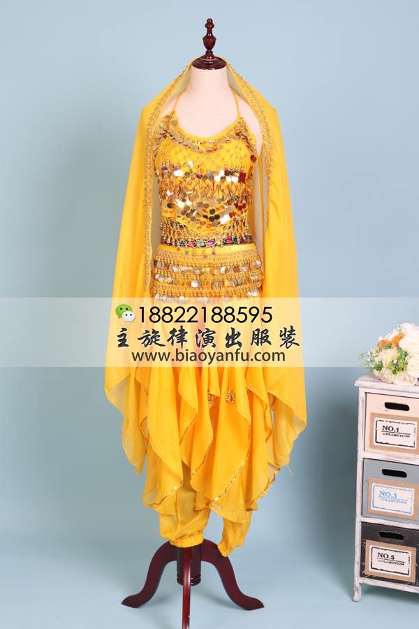 Y-022印度黄色