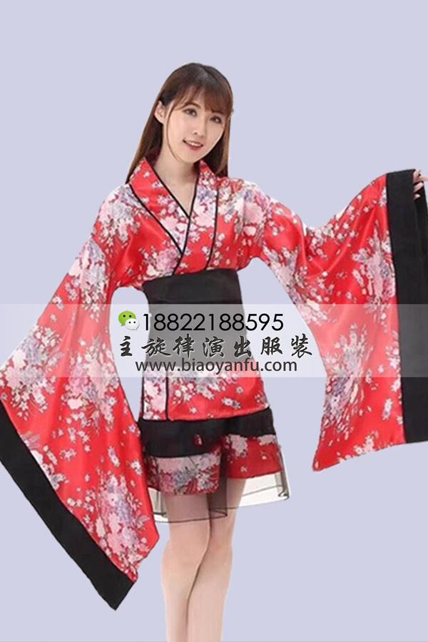 X-0141-极乐净土-红色黑腰封