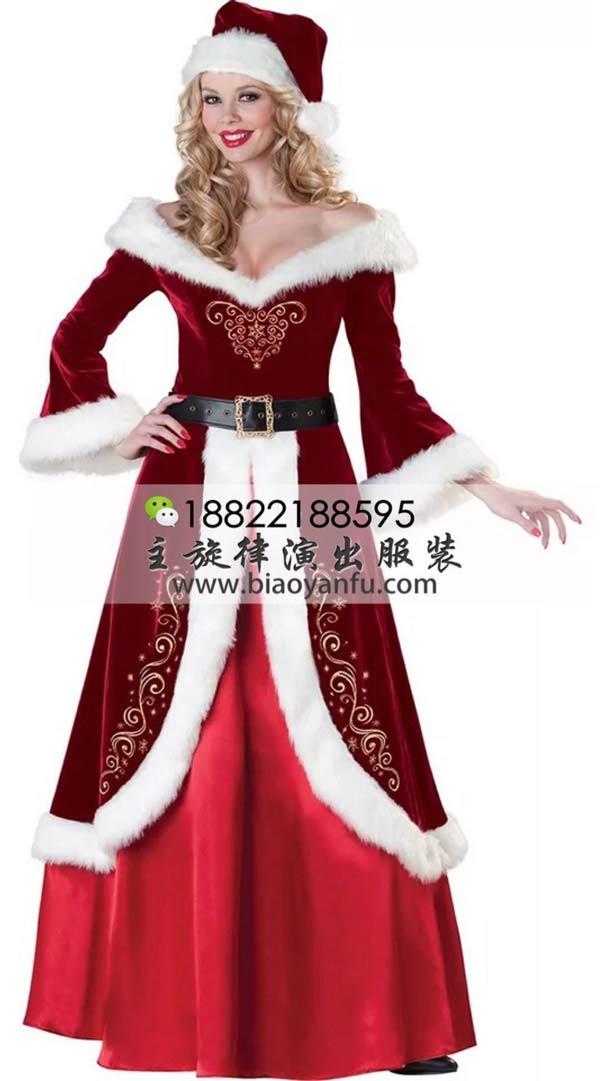 圣诞老人女54