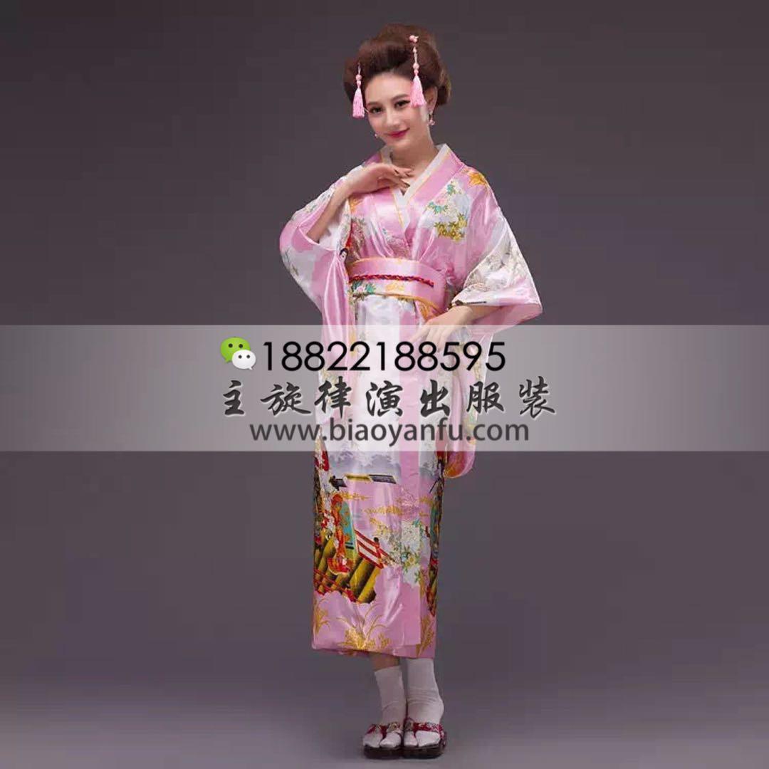 HK-033日式和服粉