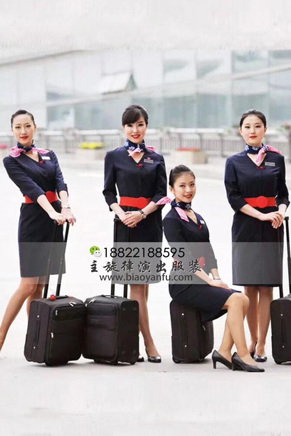 LY-073东航空姐制服