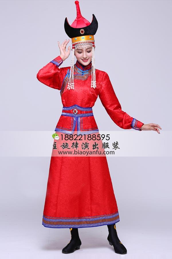 MZ-050蒙古女红