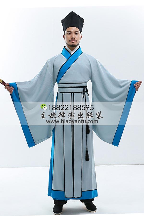 GG-151书生孔子服