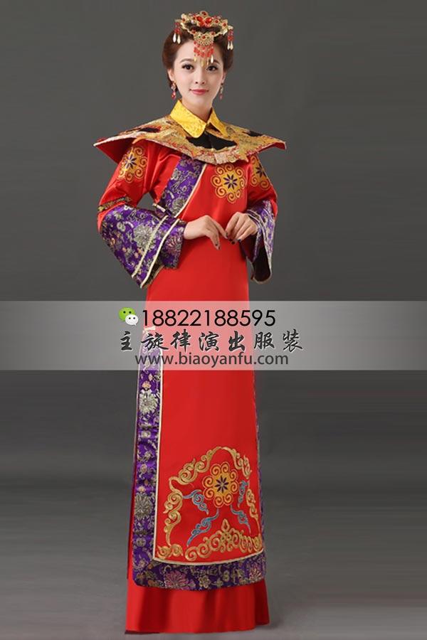 GN-198清朝皇后高档