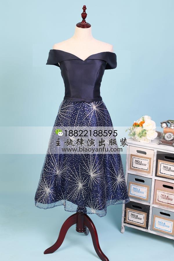 短礼服0185