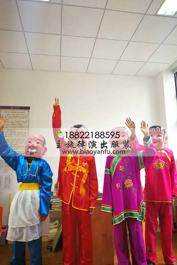 H-064杨柳青年画