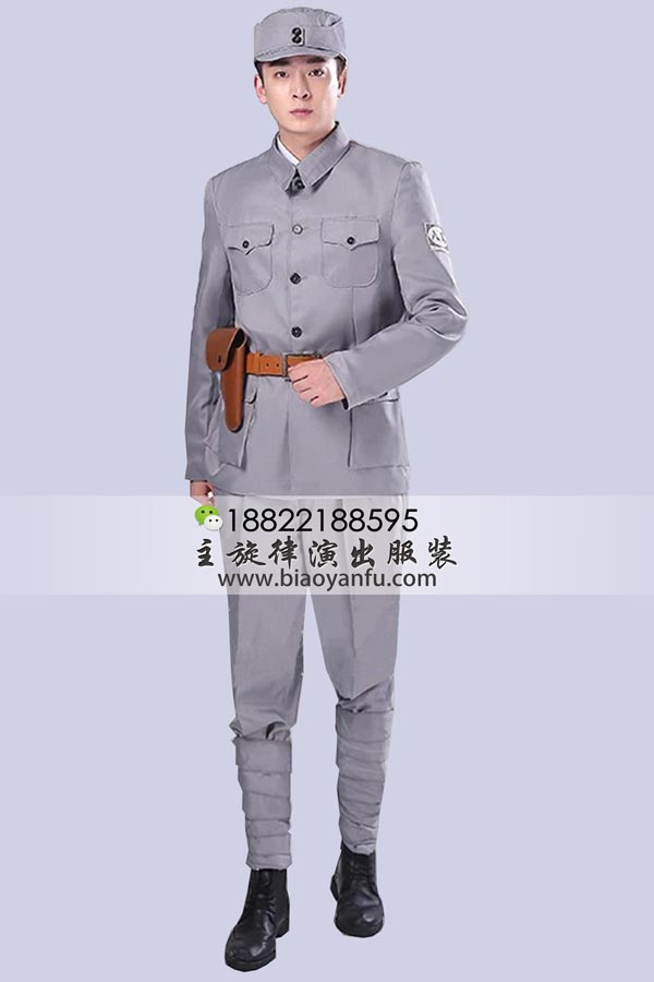 YE-115八路军灰色
