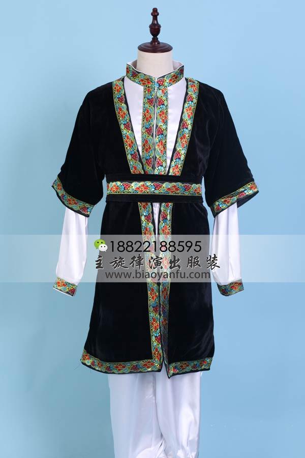 MZ-059男维吾尔族黑