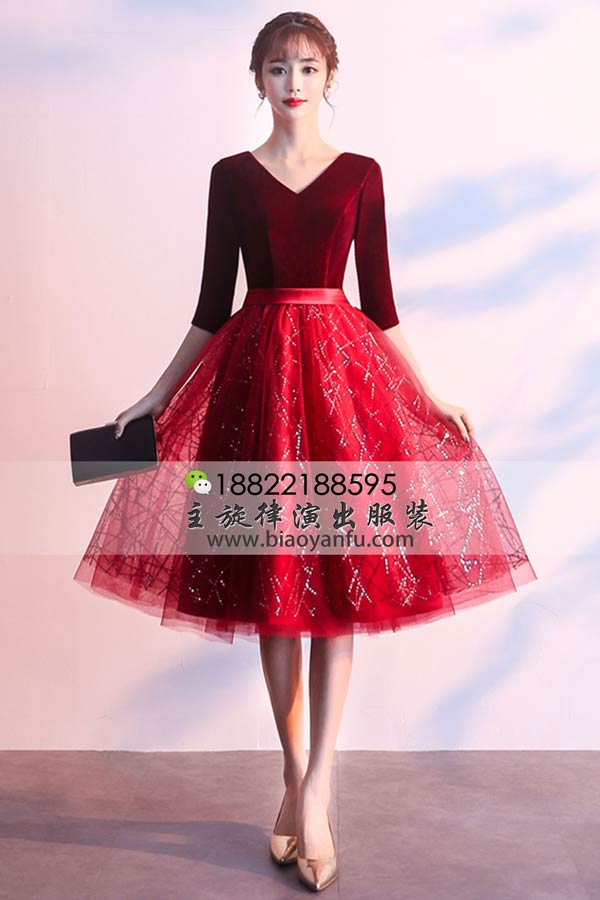 短礼服192