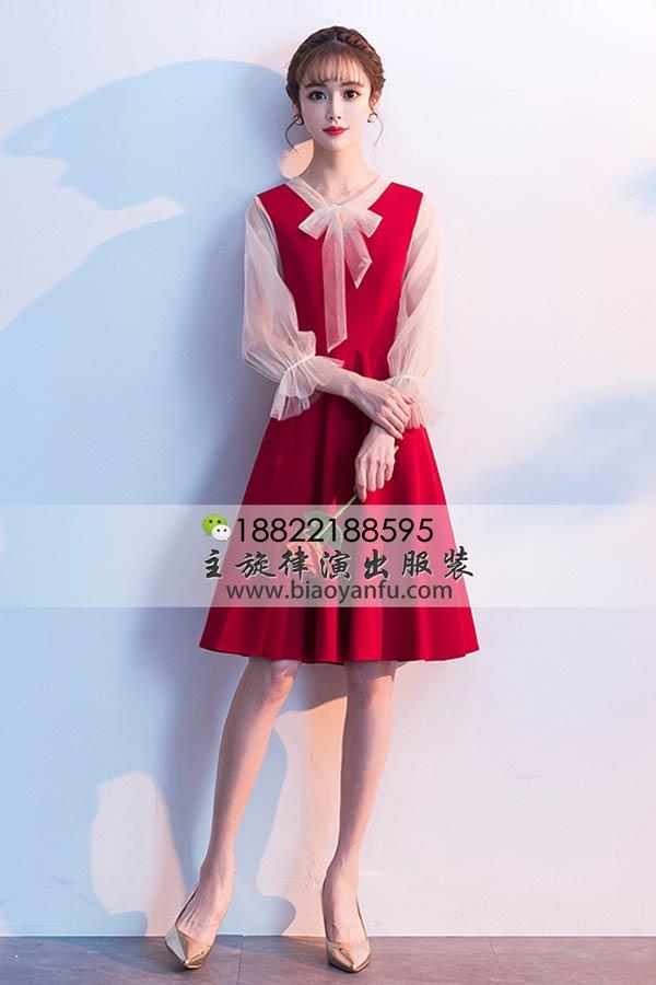 短礼服193