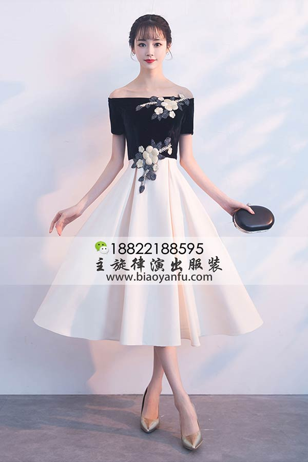 短礼服194