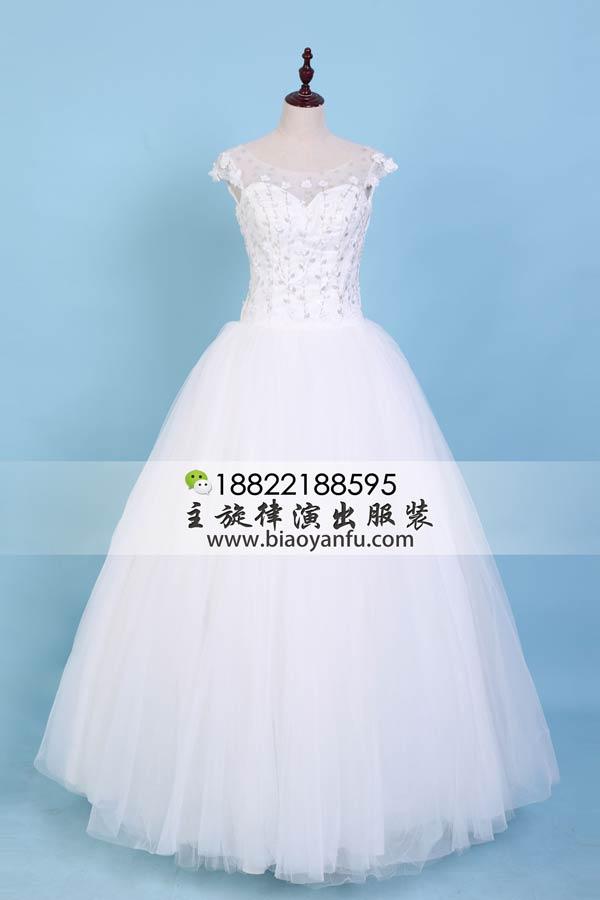 PD-054婚纱花朵